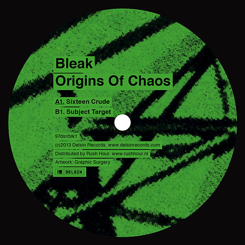 Play & Download Origins of Chaos by Bleak | Napster