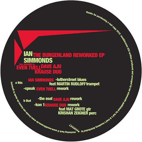 The Burgenland Dubs Reworked by Ian Simmonds