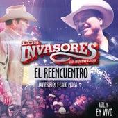 Play & Download El Reencuentro En Vivo Vol. 1 by Los Invasores De Nuevo Leon | Napster