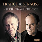 Franck & Strauss: Violin Sonatas by Louis Lortie