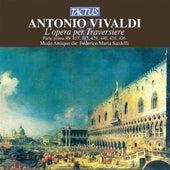 Play & Download Vivaldi: L'opera per Traversiere - Parte prima: RV 427, 533, 429, 440, 438, 436 by Federico Maria Sardelli | Napster