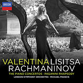Play & Download Rachmaninov: The Piano Concertos; Paganini Rhapsody by Valentina Lisitsa | Napster