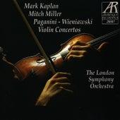 Paganini and Wieniawski: Violin Concertos by Mitch Miller