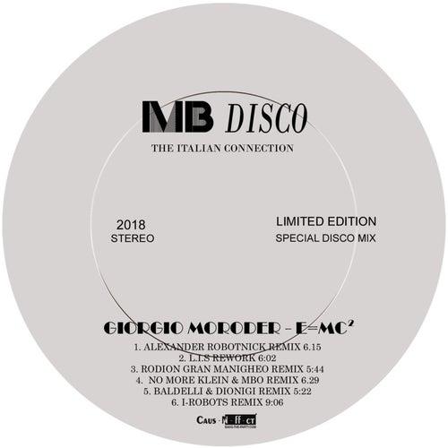 Play & Download E=Mc2 by Giorgio Moroder | Napster