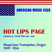 Play & Download Hot Lips Page - Volume 1 (MP3 Album) by