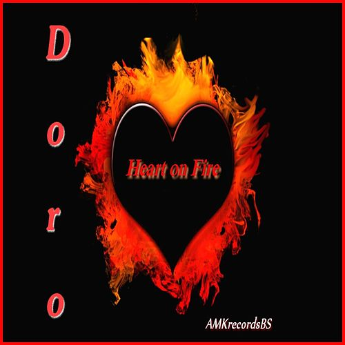 Heart on Fire von Doro