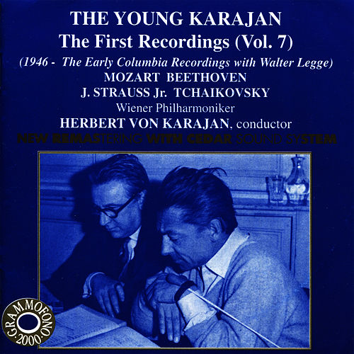 Play & Download The Young Karajan - The First Recordings, Vol. 7 by Wiener Philharmoniker | Napster