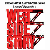 The Original Cast Recording of West Side Story von Leonard Bernstein
