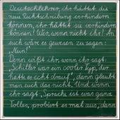 Deutschlehrer by Sebastian Krämer
