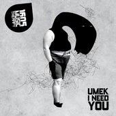 I Need You by Umek