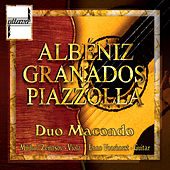 Play & Download Albeniz Granados Piazzolla by Mikhail Zemstov | Napster