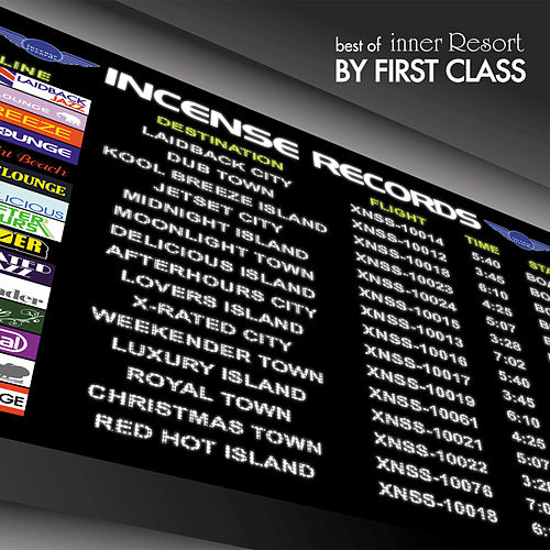 Play & Download Inner Resort: By First Class by Various Artists | Napster