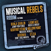 Musical Rebels Riddim by Various Artists