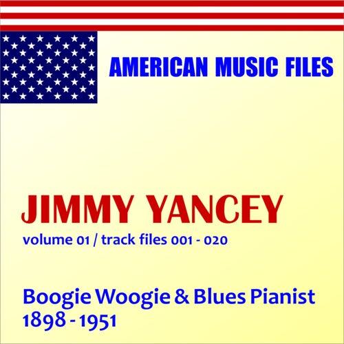 Jimmy Yancey - Volume 1 (MP3 Album) by Jimmy Yancey
