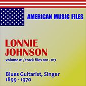 Play & Download Lonnie Johnson - Volume 1 (MP3 Album) by Lonnie Johnson | Napster