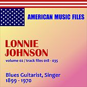 Lonnie Johnson - Volume 2 (MP3 Album) by Lonnie Johnson
