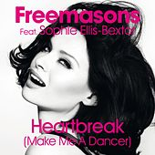 Play & Download Heartbreak 'Make Me A Dancer' Remixes by The Freemasons | Napster