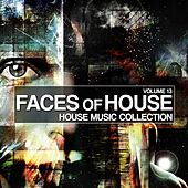 Faces of House - House Music Collection, Vol. 13 by Various Artists