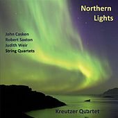 Kreutzer Quartet: Northern Lights (British String Quartets) by Kreutzer Quartet