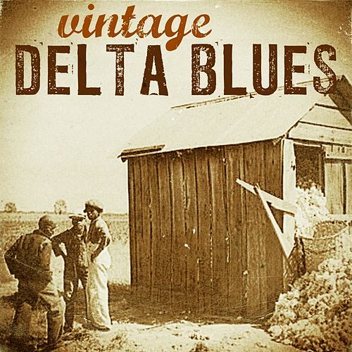Play & Download Vintage Delta Blues by Various Artists | Napster