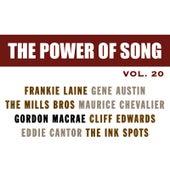The Power of Song Vol. 20 de Various Artists