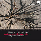 Play & Download Klaus Hinrich Stahmer: Gesänge eines Holzsammlers by Pi-hsien Chen   Napster