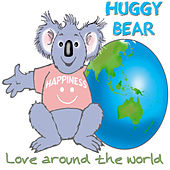 Play & Download Love Around The World by Huggy Bear | Napster