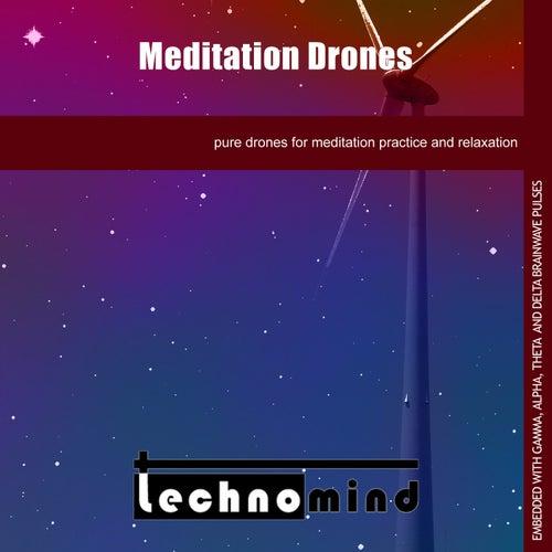 Meditation Drones by Techno Mind