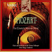 Play & Download Mozart: The Complete Masonic Music by Various Artists | Napster