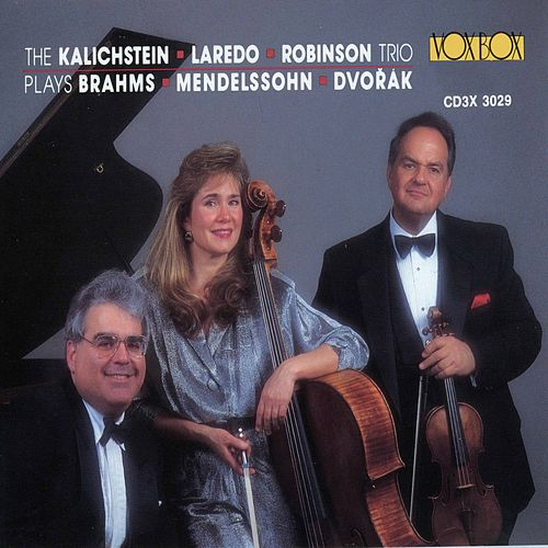 Play & Download Mendelssohn/brahms/dvorak Trios by The Kalichstein-Laredo-Robinson Trio | Napster