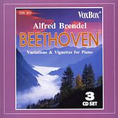 Play & Download Beethoven: Variations And Vignettes For Piano by Alfred Brendel | Napster