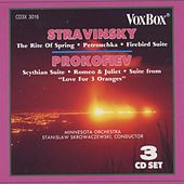 Play & Download Stravinsky/prokofiev: Orchestral Works by Minnesota Orchestra | Napster