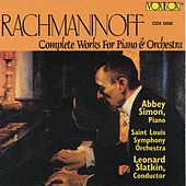 Play & Download Rachmaninoff: Piano Concertos Nos. 1-4 / Rhapsody On A Theme Of Paganini by Saint Louis Symphony Orchestra | Napster