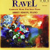 Ravel: Complete Music For Solo Piano - Simon by Abbey Simon