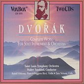 Play & Download Dvorak: Complete Works For Solo Instrument & Orchestra by Saint Louis Symphony Orchestra | Napster