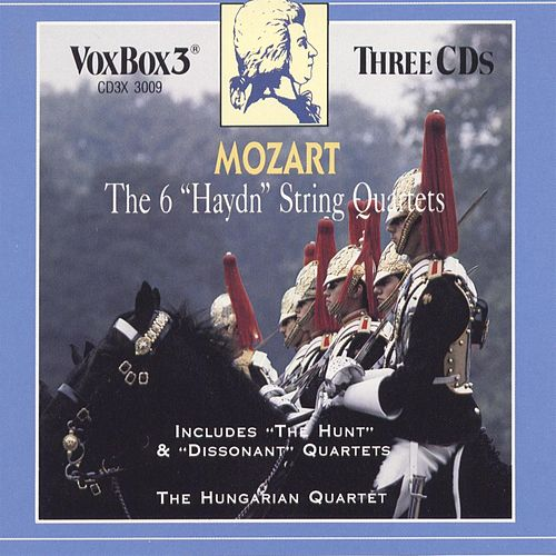 Play & Download Mozart: The 6