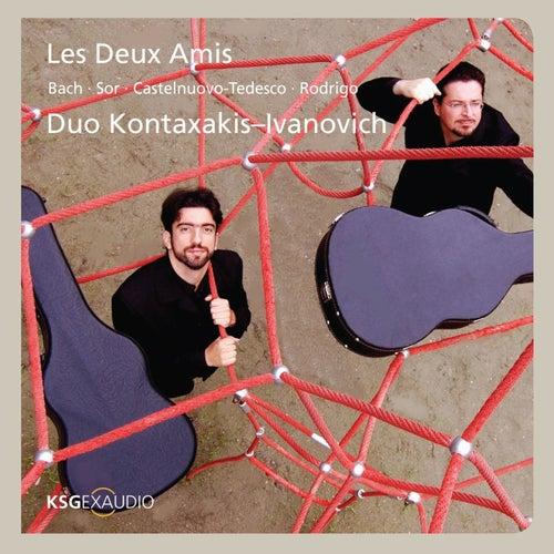 Les Deux Amis by Duo Kontaxakis-Ivanovich