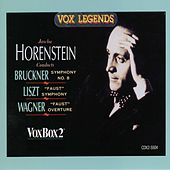 Play & Download Horenstein Conducts Liszt / Wagner / Bruckner by Various Artists | Napster