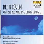 Play & Download Beethoven Overtures And Incidental Music by Minnesota Orchestra | Napster