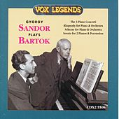 Gyorgy Sandor Plays Bartok by Various Artists