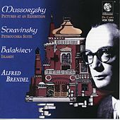 Alfred Brendel Mussorgsky, Stravinsky, Balakirev by Alfred Brendel