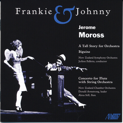 Moross: Frankie & Johnny by New Zealand Symphony Orchestra