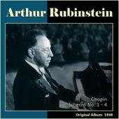 Play & Download Chopin: Scherzo No. 1 & 4 (Original Album 1949) by Arthur Rubinstein | Napster