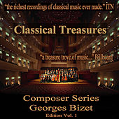 Classical Treasures Composer Series: Georges Bizet, Vol. 1 by Various Artists