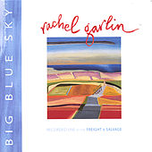 Big Blue Sky by Rachel Garlin