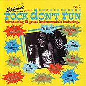 Play & Download Rock Don't Run Volume 2 by Various Artists | Napster