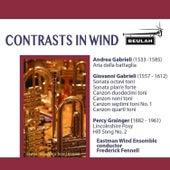 Contrasts in Wind by Eastman Wind Ensemble