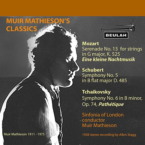 Play & Download Muir Mathieson's Classics by Sinfonia Of London | Napster