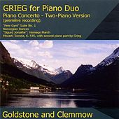 Play & Download Grieg, E.: Piano Duos by Anthony Goldstone | Napster