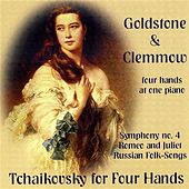 Play & Download Tchaikovsky for Four Hands by Anthony Goldstone | Napster